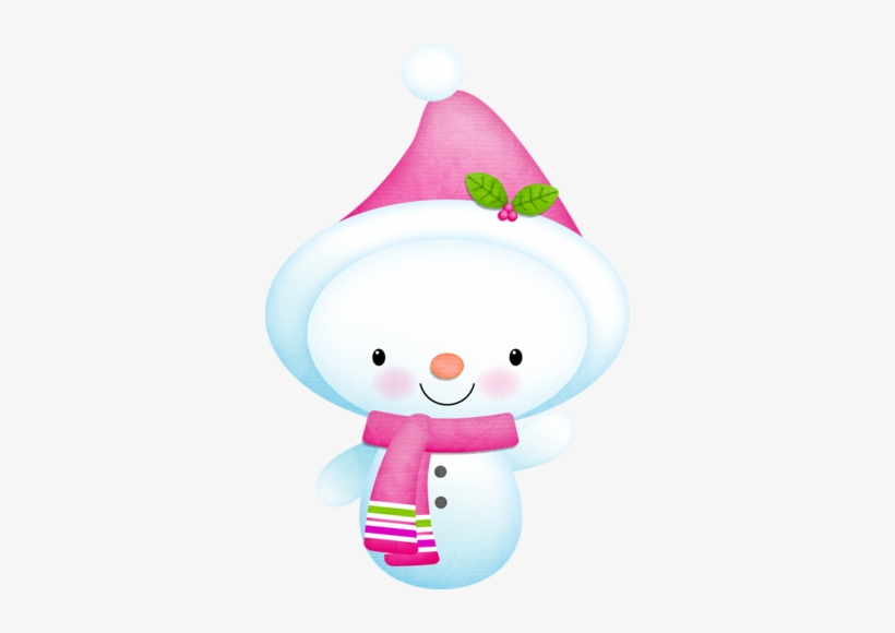 Snowgirl Winter Clipart Christmas Clipart Snowman Baby Snowman
