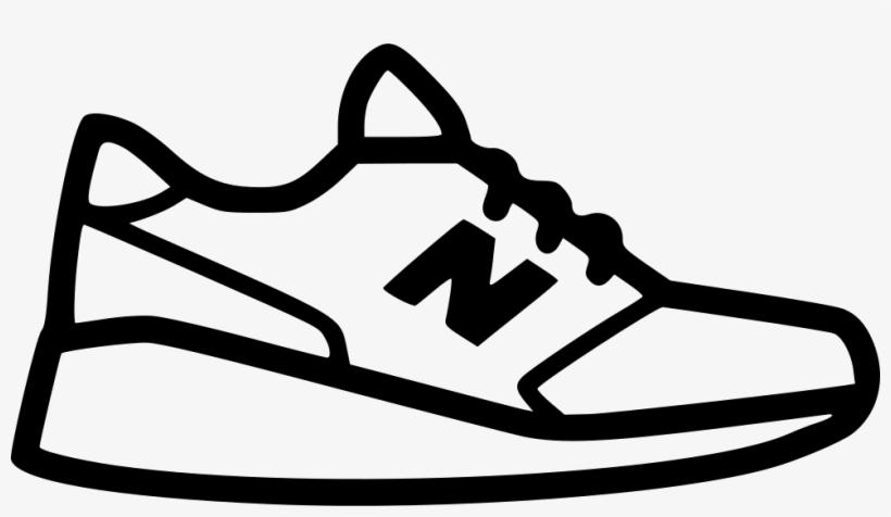 Newbalance Comments - New Balance Shoe Icon Transparent PNG ...