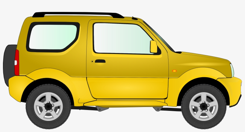 Car 15 Clipart Black And White Download Suzuki Jimny Car Jeep