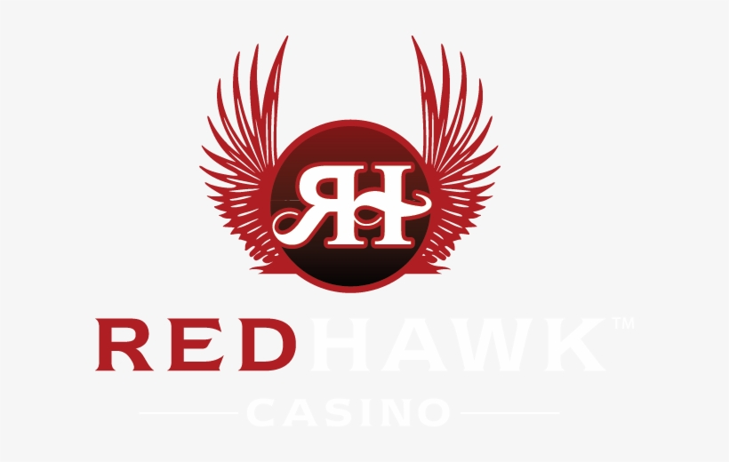 Red Hawk Logo - Red Hawk Casino Logo Transparent PNG - 606x440