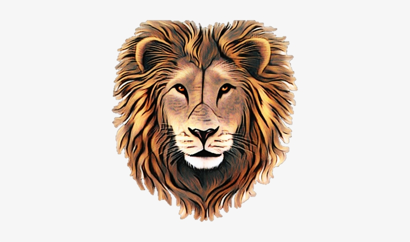 Lion Quotes In Hindi Transparent PNG - 373x404 - Free
