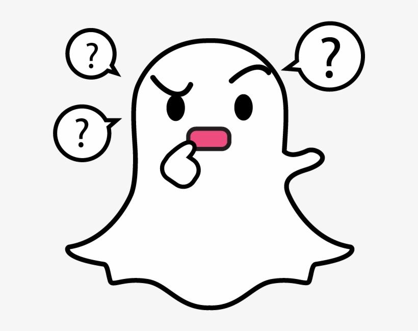 Snap - Snapchat Down Transparent PNG - 640x640 - Free