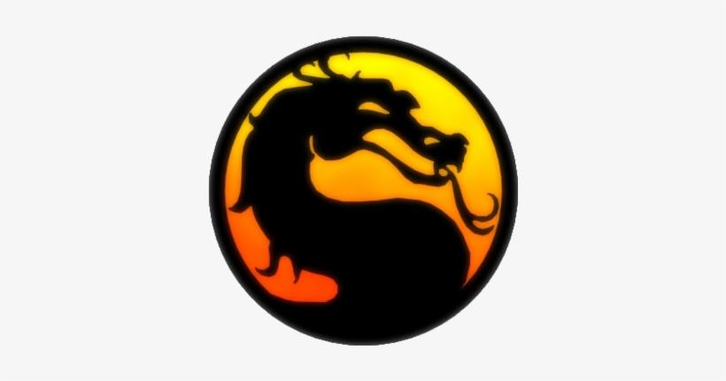Mortal Kombat Logo Do Mortal Kombat Transparent Png 350x350