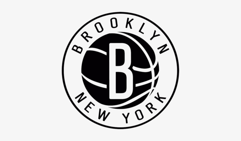 Brooklyn Redes Alternativa Logo Psd Brooklyn Nets Logo White Transparent Png 400x400 Free Download On Nicepng