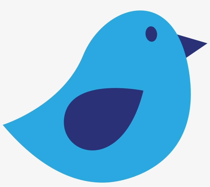 Twitter cute. Bluebird clipart birds vector