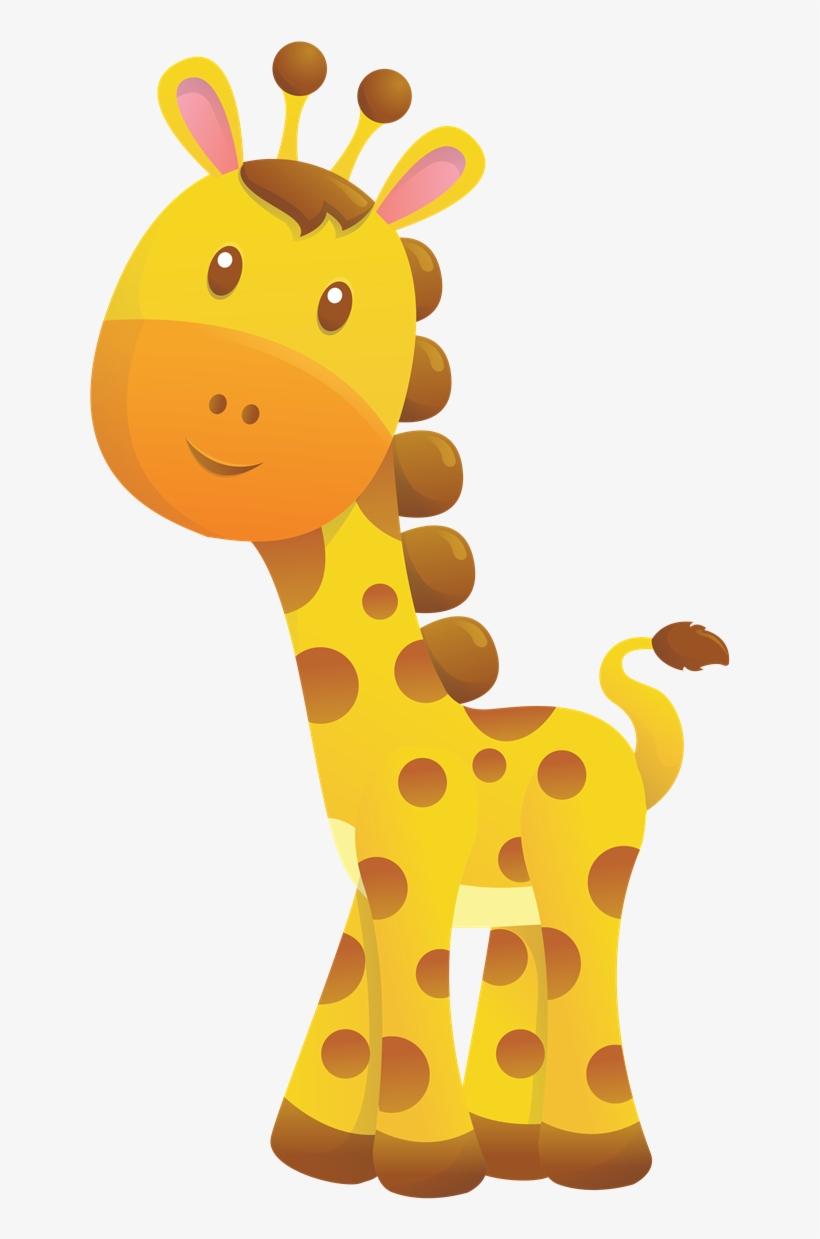 Giraffe Clipart Watercolor Safari Wildlife Animal Jungle Animalitos De La Selva Png Transparent Png 800x1310 Free Download On Nicepng