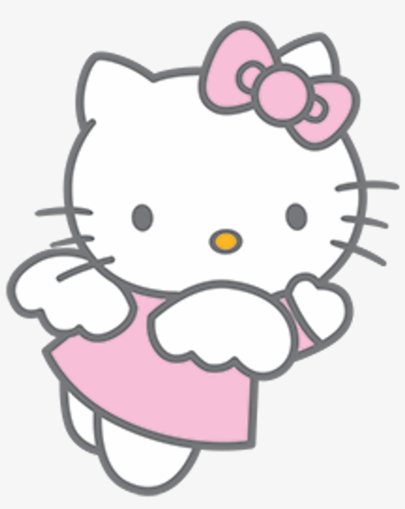 bbffbba12 Hellokitty Sanrio Angel Cute Wings Freetoedit - Angel Hello Kitty ...