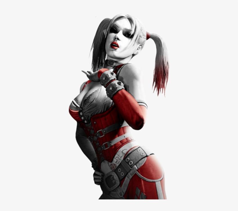 Harley Quinn - Harley Quinn Porn Costume Transparent PNG