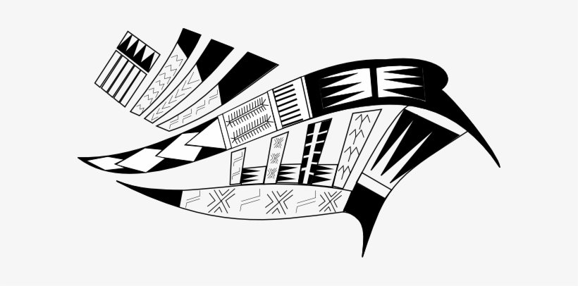 Clip Art Download Patterns Vector Tribal Samoan Tribal Png