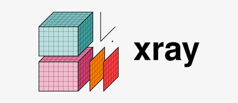 Images/dataset Diagram Logo - Xarray Logo Transparent PNG