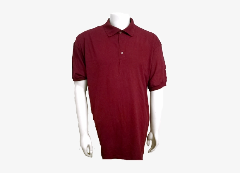 Gildan 8800 Blank Golf Shirts Polo's - Polo Shirt Transparent PNG
