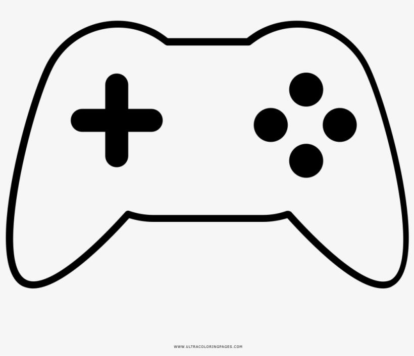 Desenho De Controle De Videogame Png Game Controller Vector