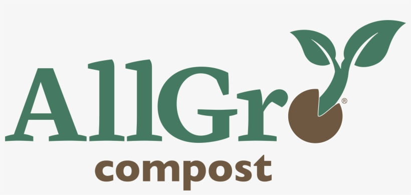 Allgro Compost Logo Transparent PNG - 2939x1252 - Free