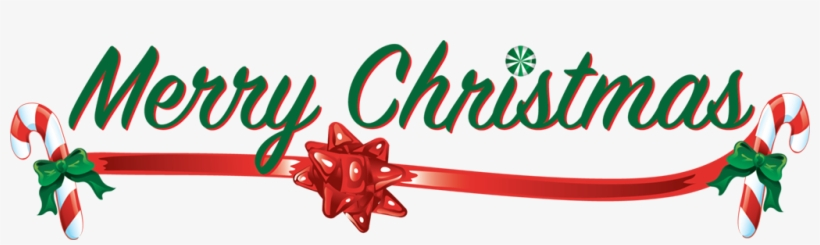 Merry Christmas Png Download Merry Christmas Text Green