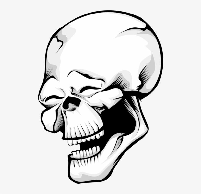 Картинка черепа прикольная
