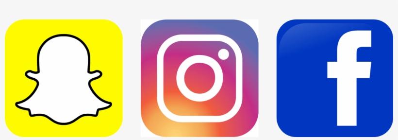 Instagram Clipart Snapchat Facebook Instagram Logo Png Transparent Png 1024x311 Free Download On Nicepng