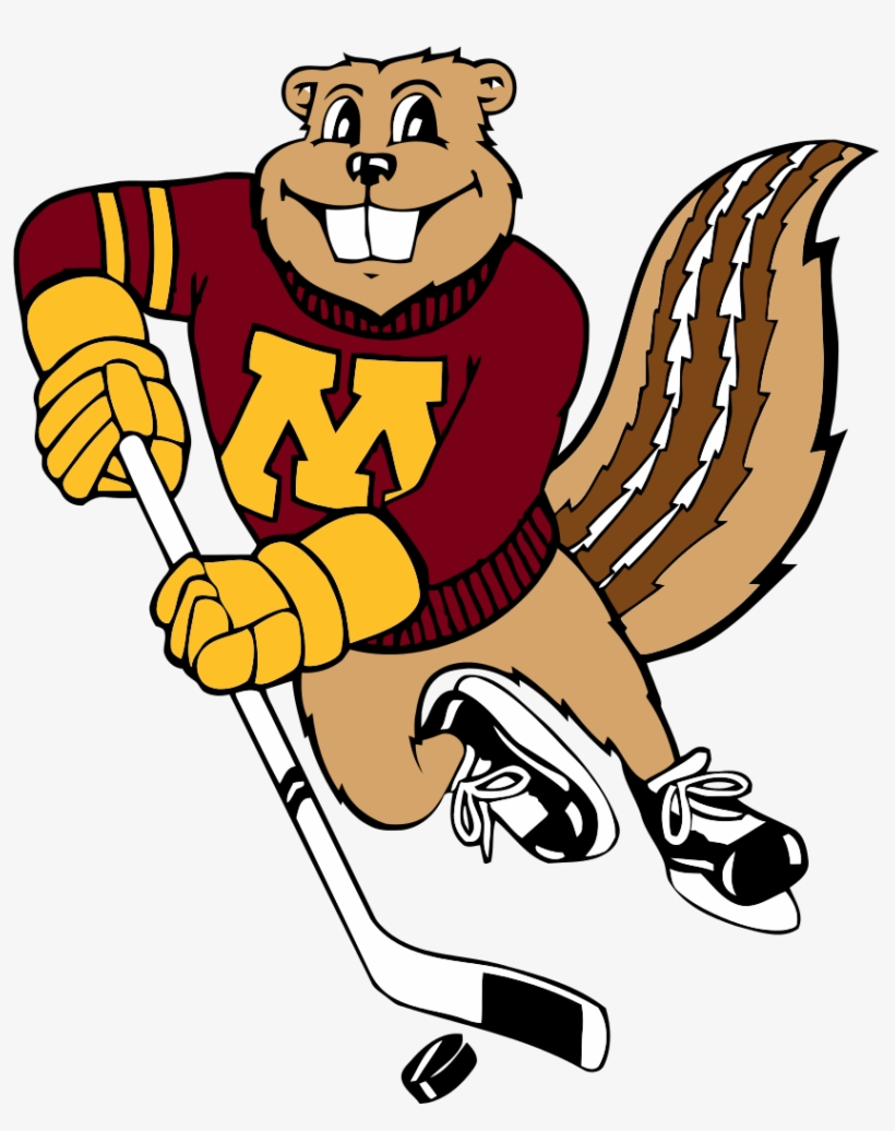 Minnesota Golden Gophers Men's Hockey Transparent PNG - 843x1024 - Free  Download on NicePNG