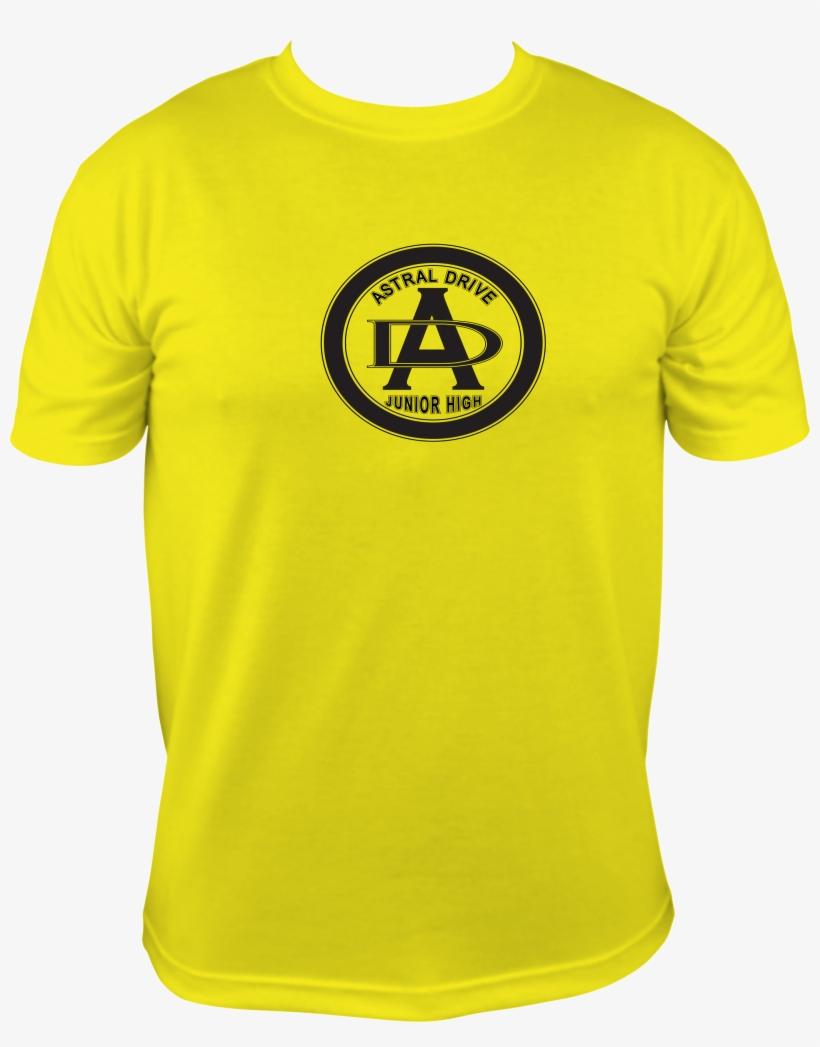f0c78fe57 Gildan T-shirt Astral Drive Logo Across Front (black) Transparent ...
