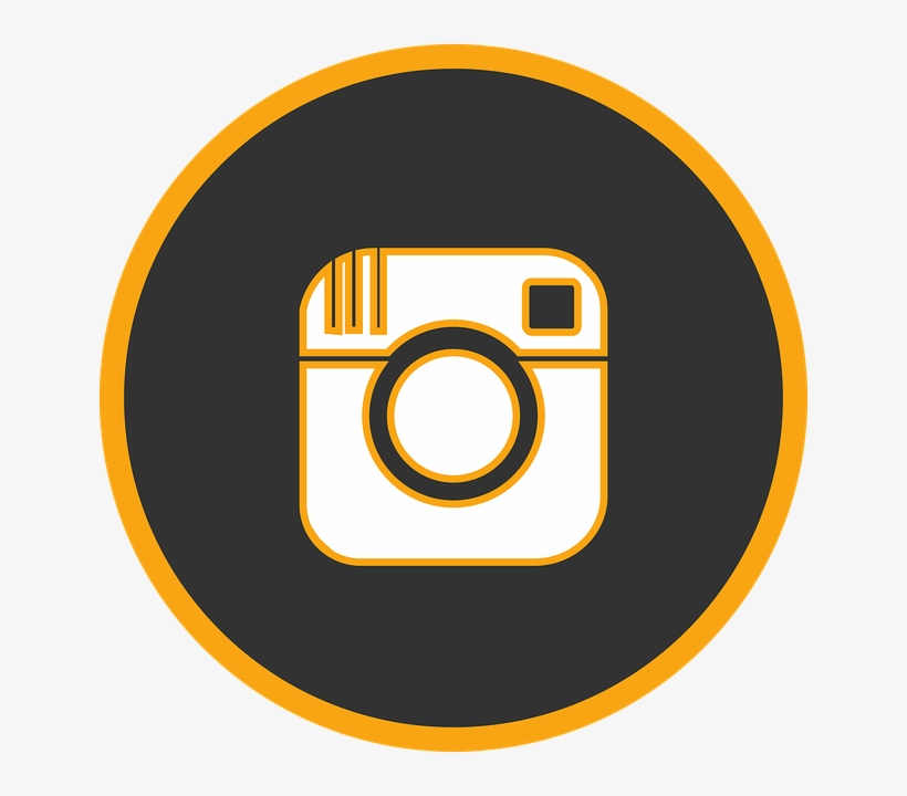 Instagram Logo Button Png - Winnipeg Jets Logo Svg