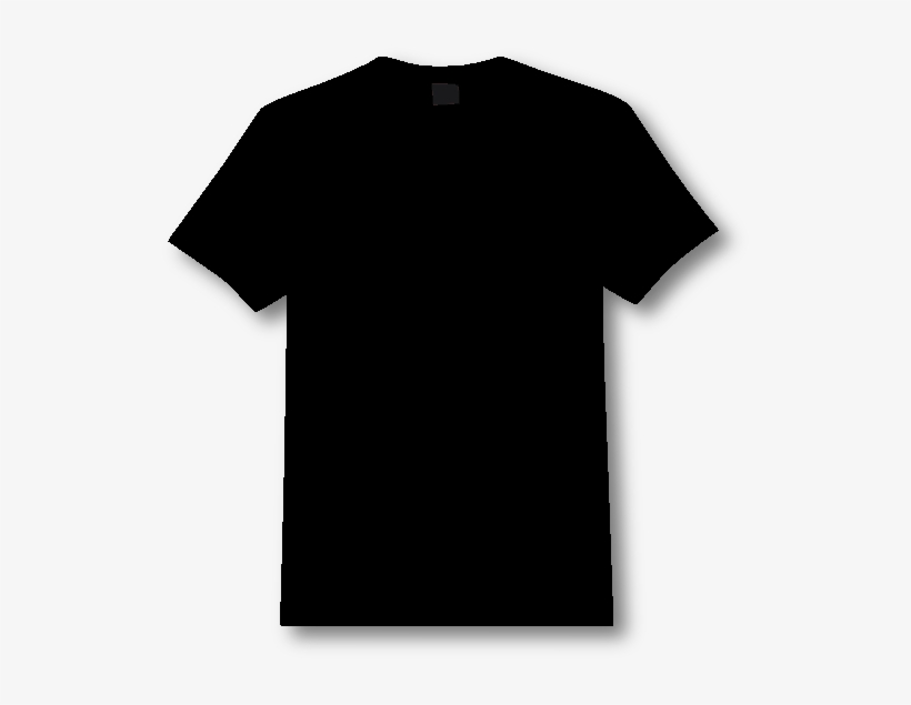 Black Tshirt Front And Back Png Vector Black And White Active Shirt Transparent Png 600x600 Free Download On Nicepng