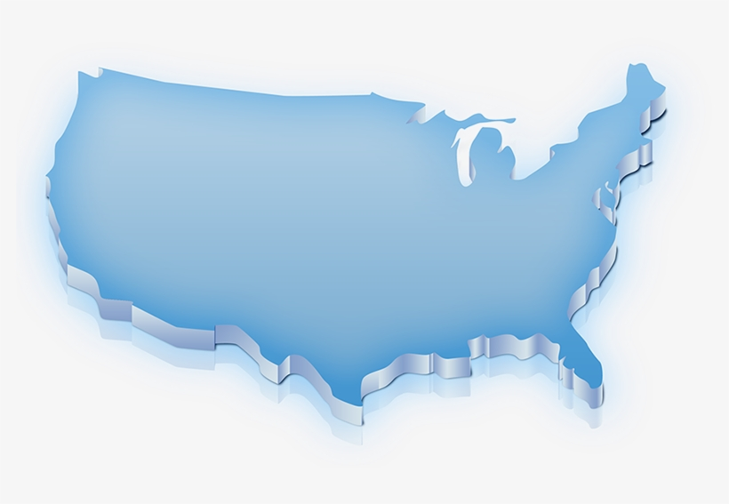 Png Library Download United States Microsoft Powerpoint - Us Map ...