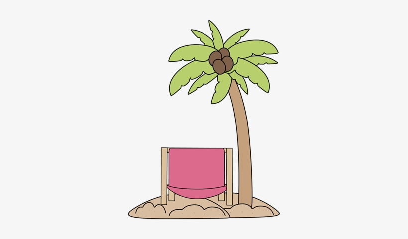 Clip Art Free Library Clipart Palm Trees Beach Beach Palm Trees Clipart Transparent Png 305x400 Free Download On Nicepng