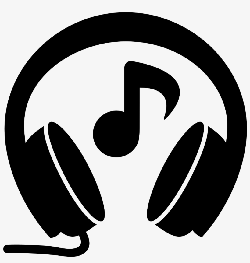 Headphone Clipart Music Note Picto Musique Transparent Png 981x986 Free Download On Nicepng