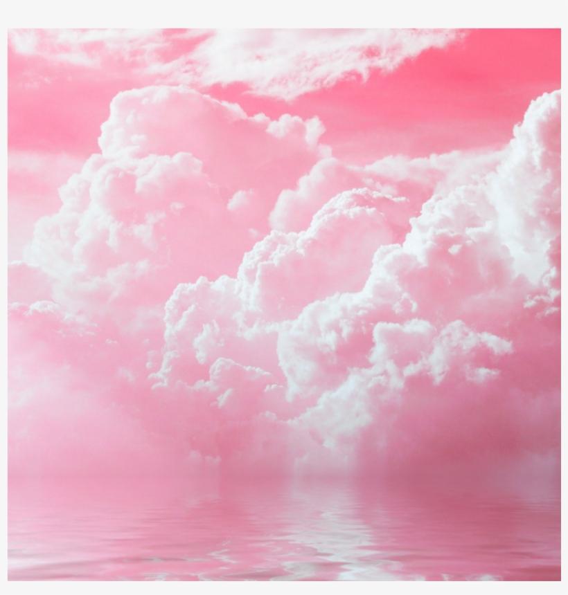 73 738368 background pink pastel clouds sea kpop kawaii aesth