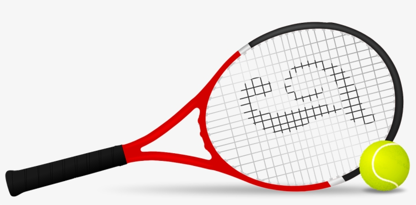 Racket Tennis Rakieta Tenisowa Ball Sports Tennis Clipart Transparent Png 723x340 Free Download On Nicepng
