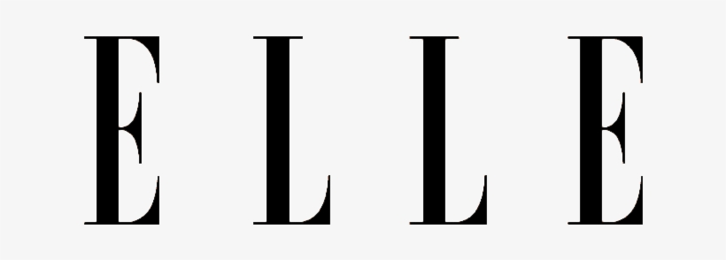 Elle - Elle Magazine Logo Png Transparent PNG - 643x226 - Free Download on NicePNG