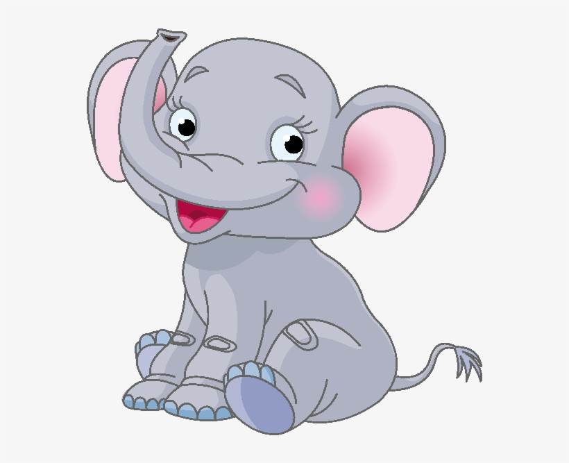 Elephant Cartoon Clip Art Cute Elephant Clipart Png Transparent Png 600x600 Free Download On Nicepng