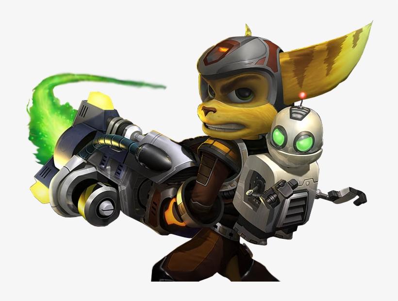 Ratchet And Clank Future Tools Of Destruction Ratchet Arte
