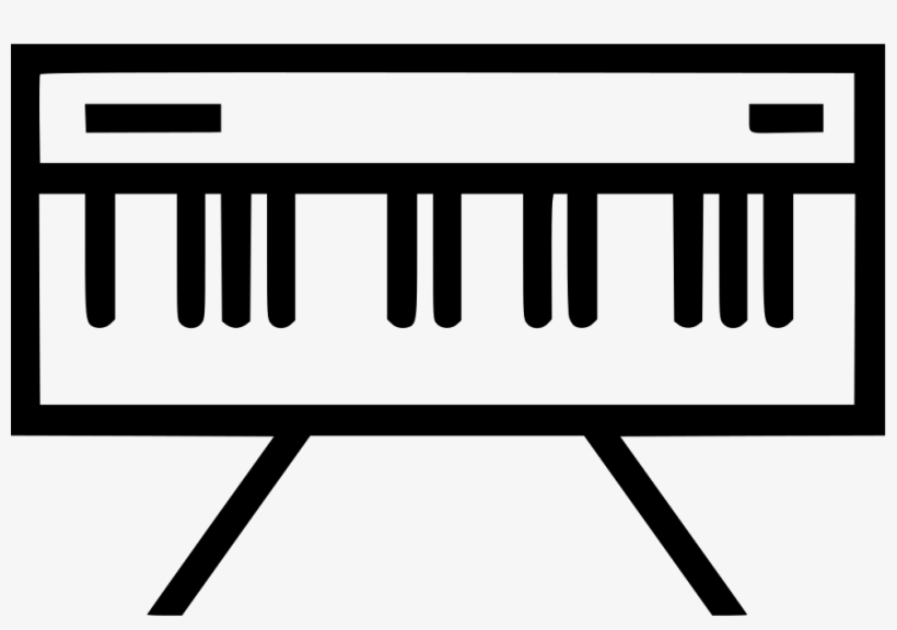 Organ Piano Digital Instrument Music Comments - Musical Keyboard