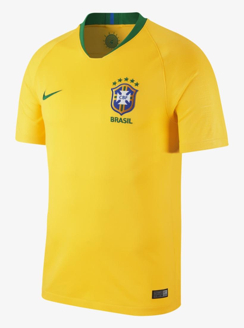 Nike Brazil 2018 19 Home Jersey 22b307b73
