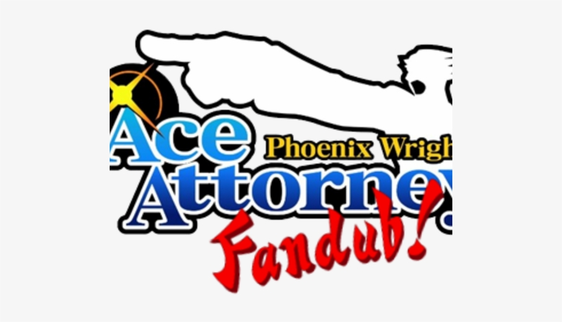 Default Ace Attorney Logo Phoenix Wright Ace Attorney