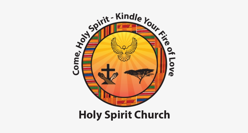 Holy Spirit Logo - Holy Spirit Transparent PNG - 462x507 - Free