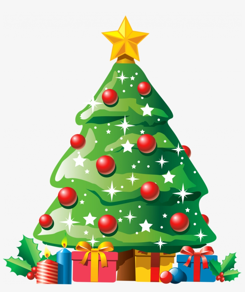 Christmas Tree Clip Art Png Incredible Emoticon Facebook Transparent Christmas Tree Cartoon Transparent Png 1024x1172 Free Download On Nicepng