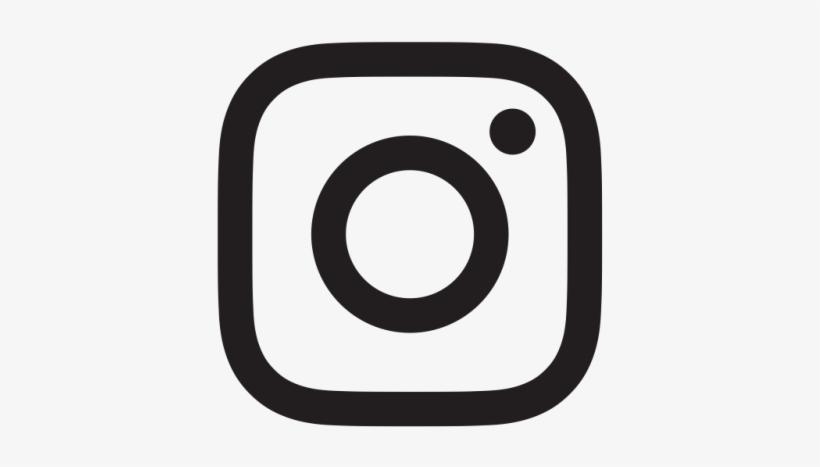 Black White Instagram Logo Transparent Icon Png Images ...