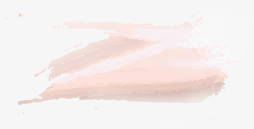 Blush Brushstroke Watercolor Paint Transparent Png 1200x597 Free Download On Nicepng