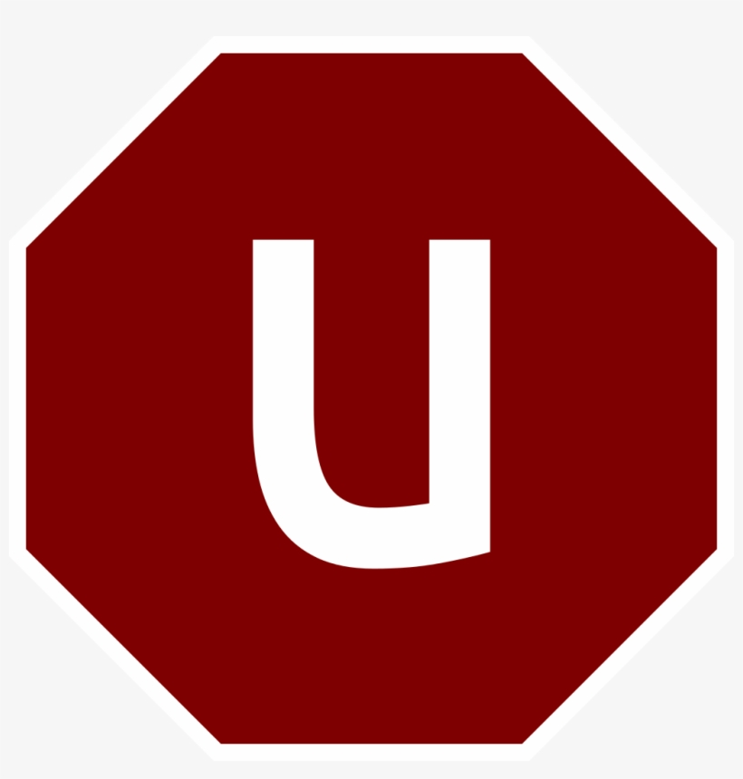 Adblock Adblock Plus Ublock Origin Ublock - Sign Transparent