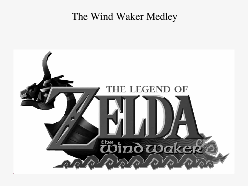 The Wind Waker String Orchestra Symphony Of The Goddesses - Legend