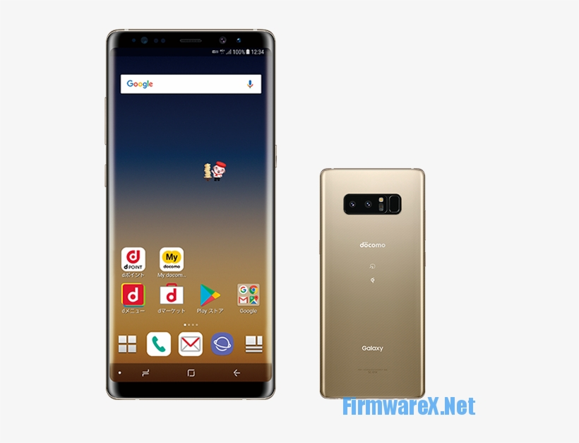 Samsung For Latest Galaxy 8 Note Firmware Docomo Download The -