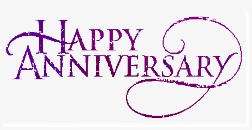 Free Png Download Anniversary Text Png Images Background Happy Wedding Anniversary Png Transparent Png 850x399 Free Download On Nicepng