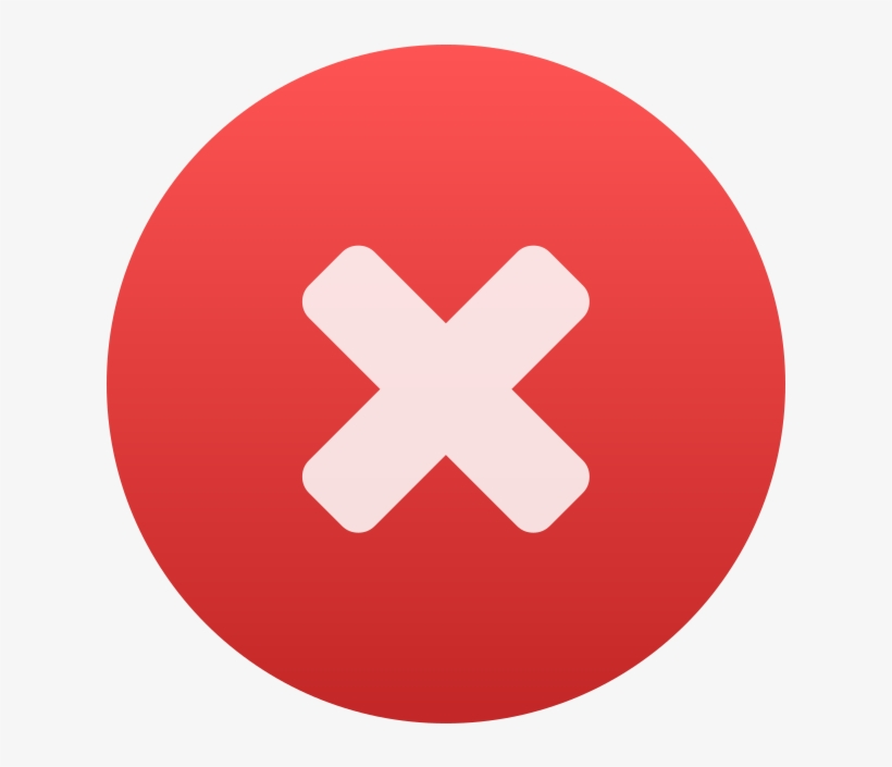 File Antu Task Reject Svg Wikipedia Youtube Logo Png