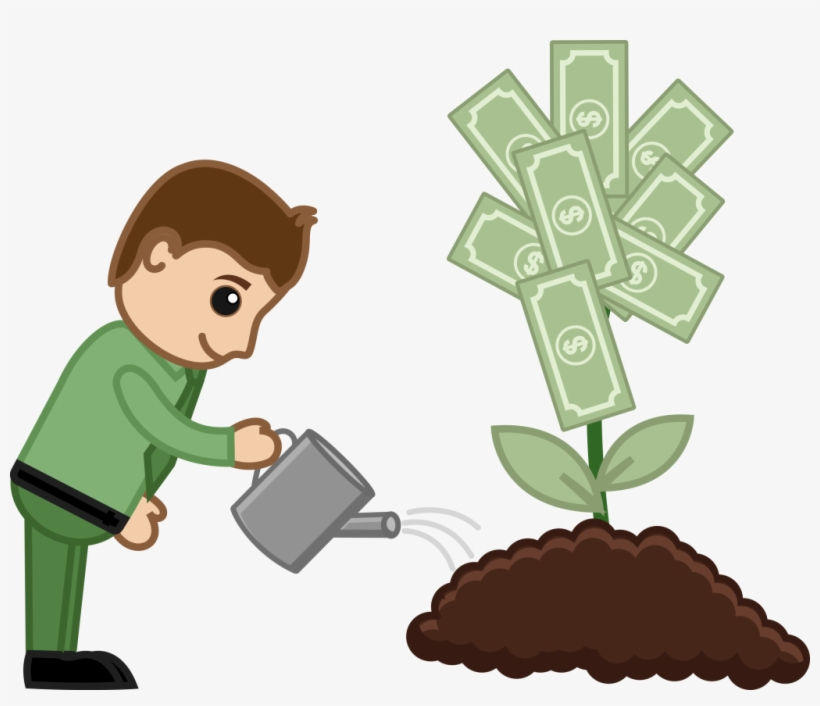 A Guide To Making Money With Plr Products - Money Cartoon Transparent PNG -  1024x832 - Free Download on NicePNG
