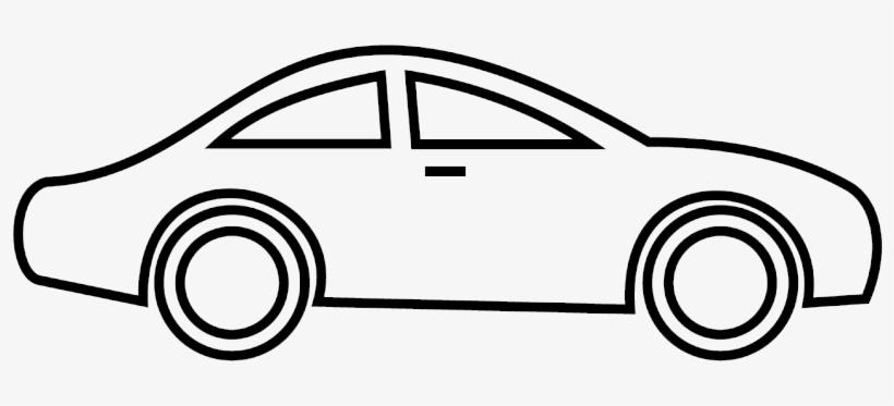 Cartoon Fast Car Clipart - Black And White Car Clip Art ...