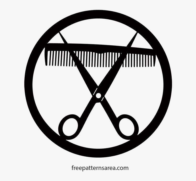Hair Cutting Scissors Vector 71