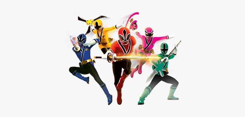 Power Rangers Png Image Go Go Power Rangers Samurai Transparent