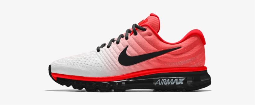 official photos 6bf78 58f8c Cheap Men's Nike Air Max 2017 Id Red White Black Trainer ...