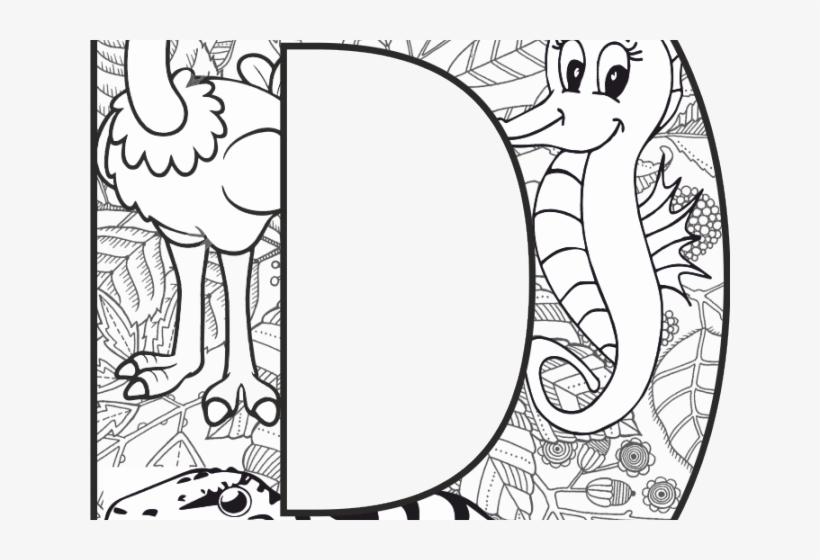 Mermaid Tail Clipart Mandala Harf Mandala Boyama Sayfasi